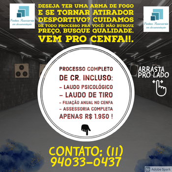 Certificado de registro em São Paulo em Ferraz de Vasconcelos