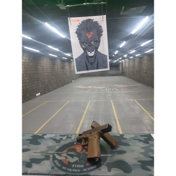 Instrução de porte de arma na Vila Medeiros