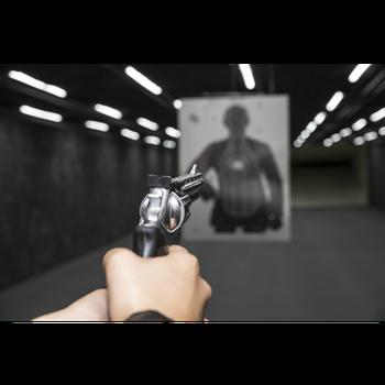 Stand de tiro em SP