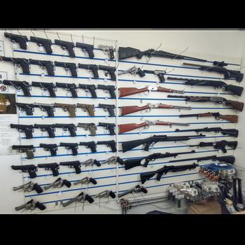 Venda de armas de fogo em Embu